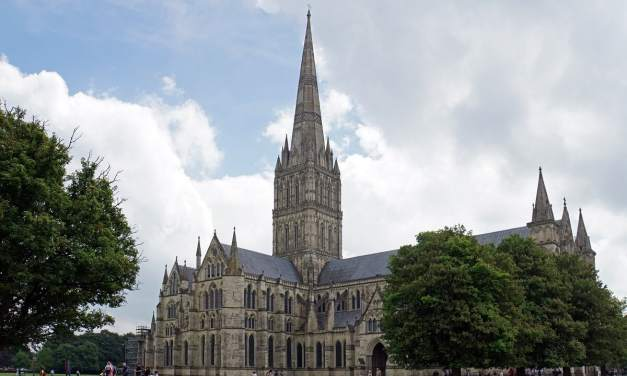 Salisbury Cathedral and the Magna Carta
