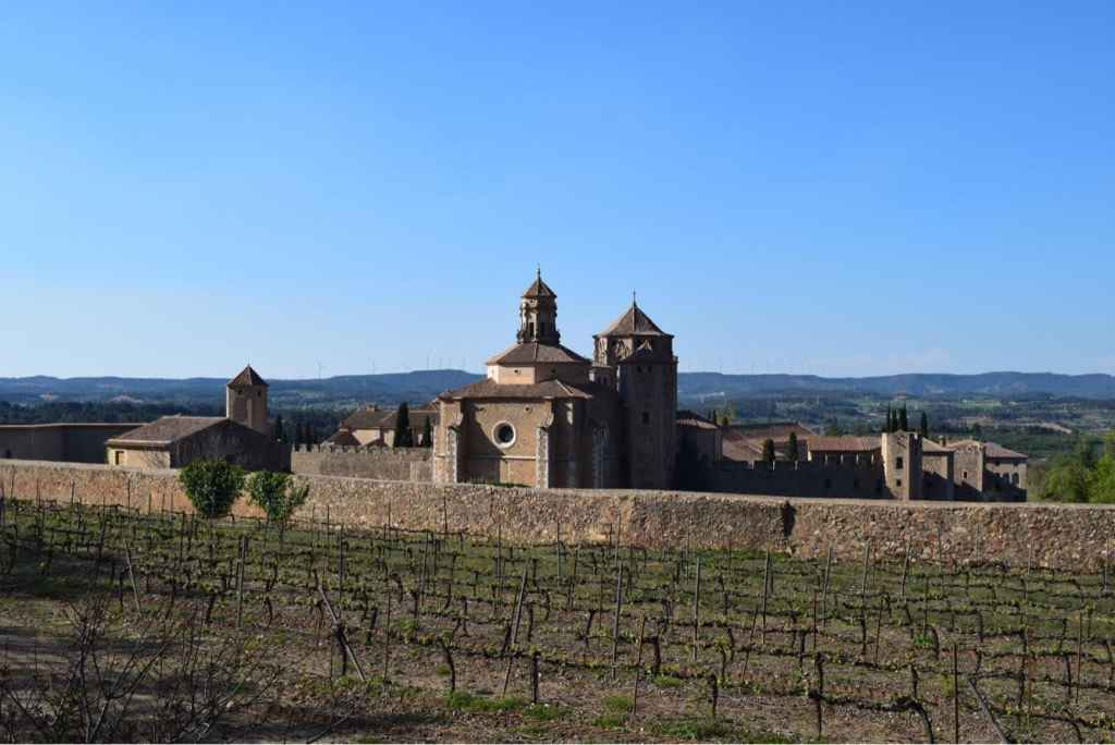 Don't miss the royal tomb inside the Poblet Monastery. - The Best Day Trips From Barcelona