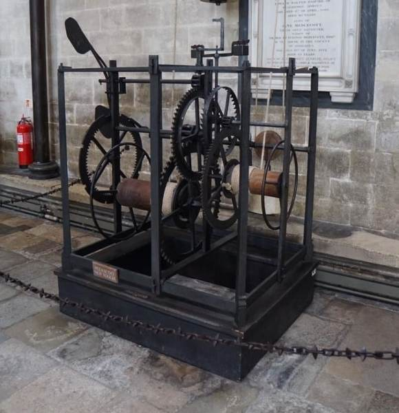 The oldest working mechanical clock in the world! - Two Traveling Texans