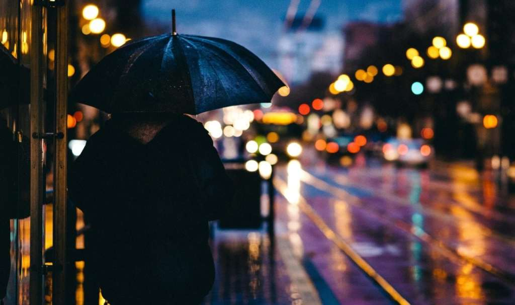 """You don't want to be caught in the rain in the city without an umbrella! - Tips for Visiting New York City For the First Time"""" - Two Traveling Texans"""