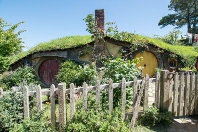Hobbiton: Sams House