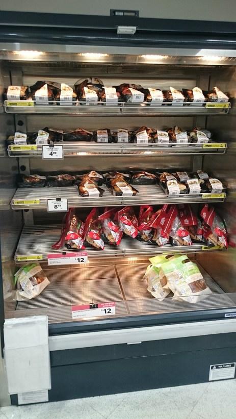 Warm/hot chicken, right in the super market