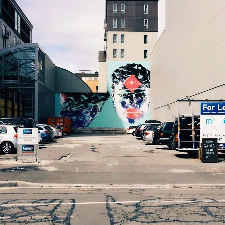 Carparks and Street Art