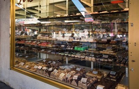 Sweets and Cakes in St Kilda