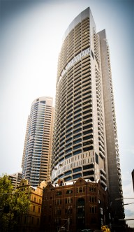 Old and new buildings match perfectly in Sydneys CBD