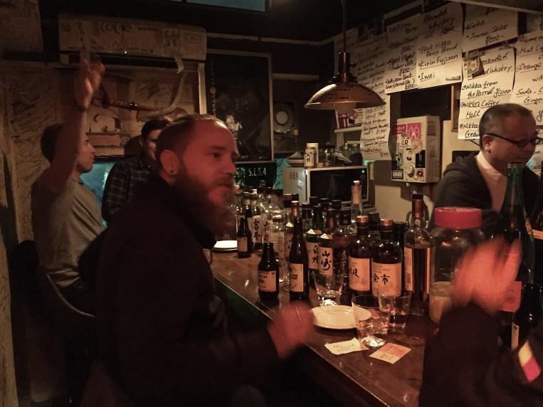 Bar Asyl, we loved it