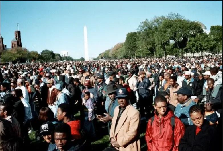 Million Man March 1995
