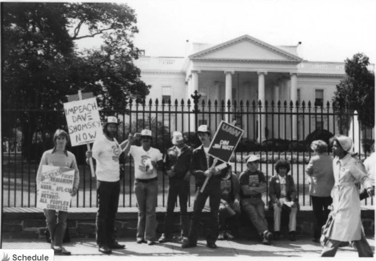Protest White House