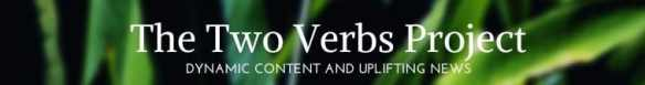 two verbs banner