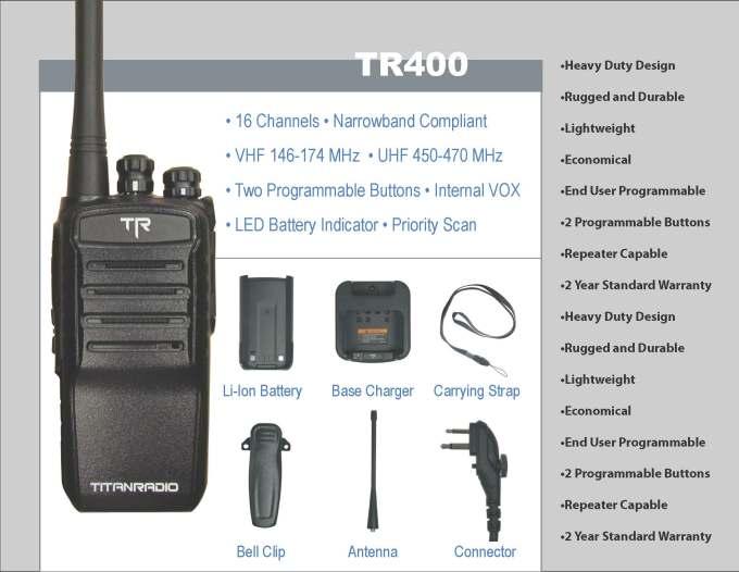 TR400