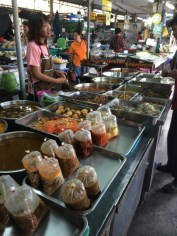 Various food for sale