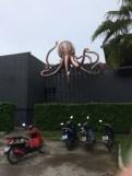 A random seafood restaurant