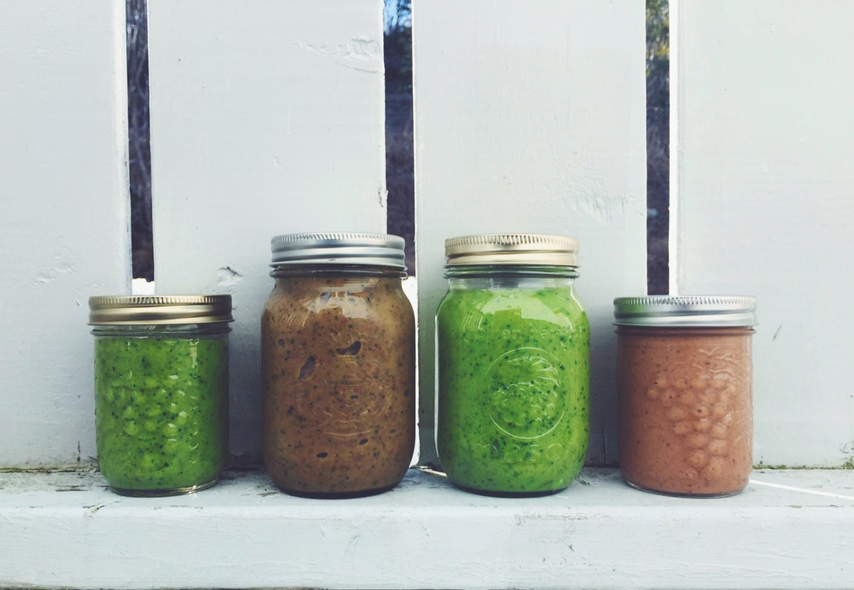 I Drank Smoothies For a Whole Week and Here's What Happened