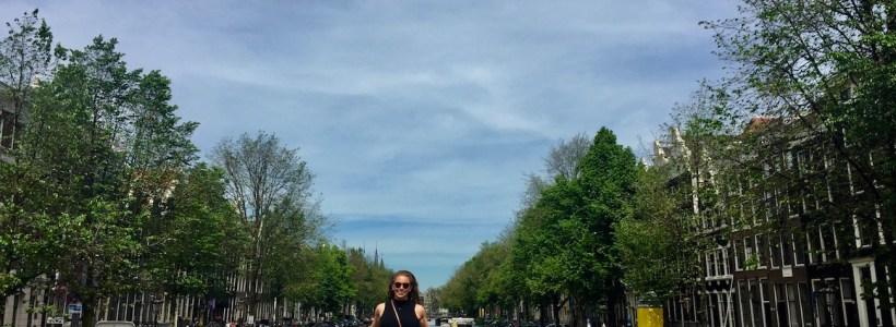 Amsterdam Changed My Life