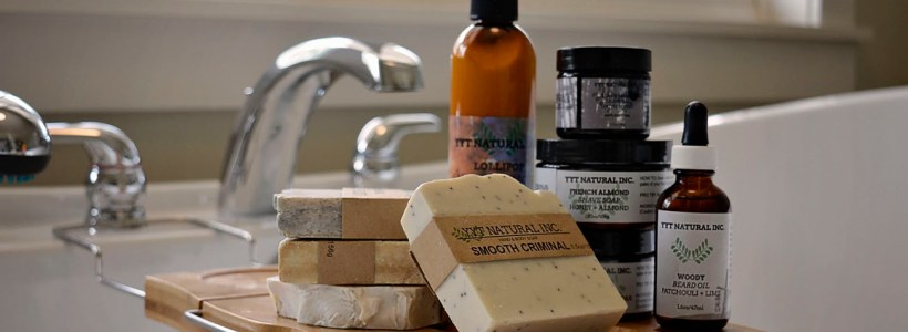 Supporting Local: YYT Soap