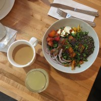 Fresh and Delicious: The Grounds Café