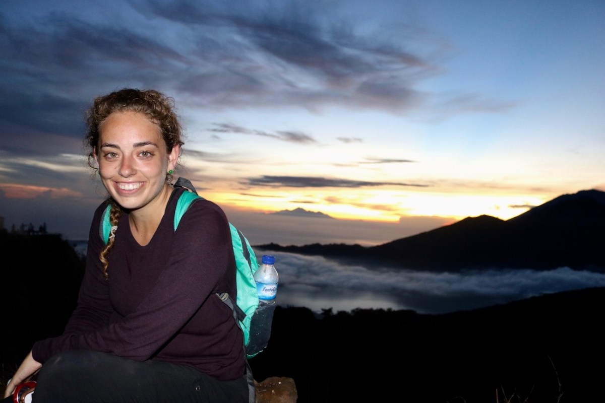 The Hike of My Life: Mt. Batur