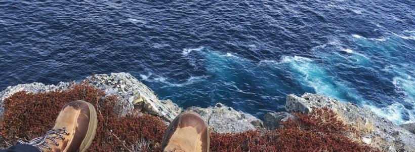 East Coast Trail: Biscan Cove Path