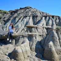 A Land Before Time: Exploring Drumheller, Alberta