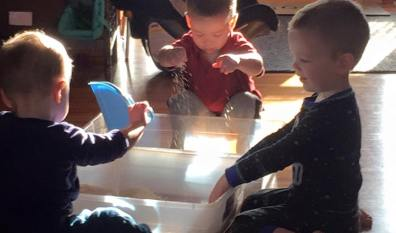 We Have a New Resource to Help Children Gain Attentiveness and Persistence Through Sensory Bins