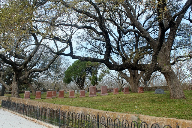 Visiting the Texas White House - Stonewall, TX - LBJ family cemetery - Two Worlds Treasures