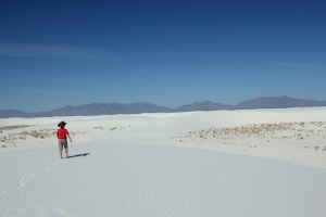 Parks Hopping In The Southwest Itinerary - White Sands NM