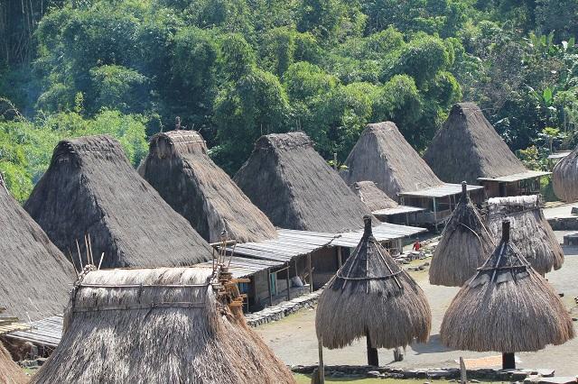 Flores: Bena Village: Two Worlds Treasures