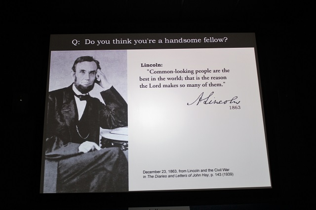 Abraham Lincoln Presidential Museum: Ask Mr. Lincoln2: Two Worlds Treasures