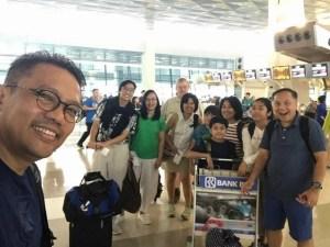 Two Worlds Treasures-on the way Labuan Bajo @ Terminal 3 Soekarno=Hatta.