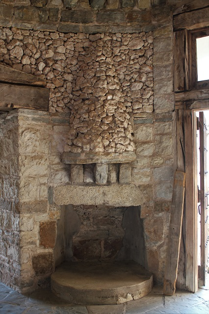 Longhorn Cavern - fire place - Burnet, TX - Two Worlds Treasures
