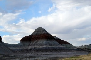 Petrified Forest National Park - tepee - Two Worlds Treasures