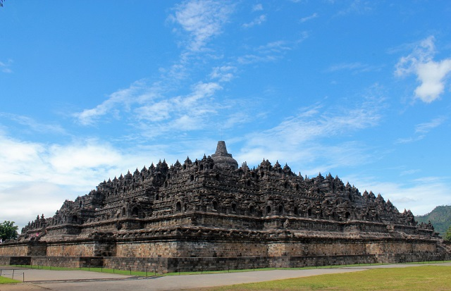 When We Visited Borobudur Temple in Indonesia