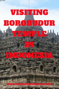 Visiting Borobudur Temple