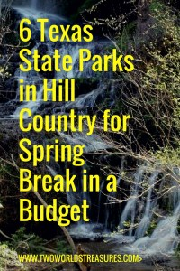 Texas State Parks in Hill Country-1