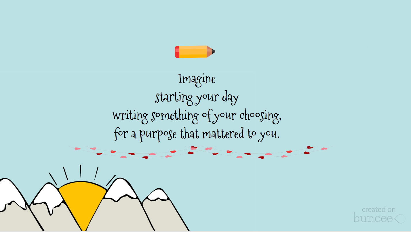 Write At The Start No More Morning Worksheets