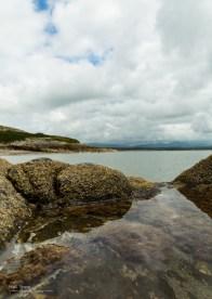Beautifull Llyn Penisula coastline.