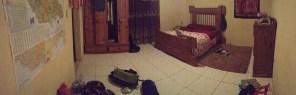 My scary huge bedroom