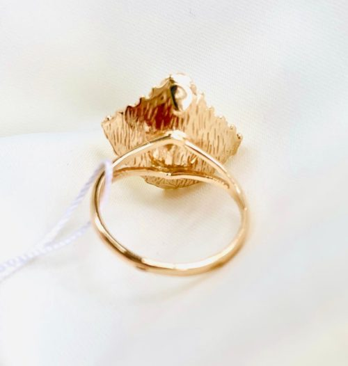Кольцо «Жемчужина Балтики», TwoZi
