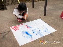 Paint Splatter Fun
