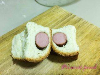 熱狗手撕麵包