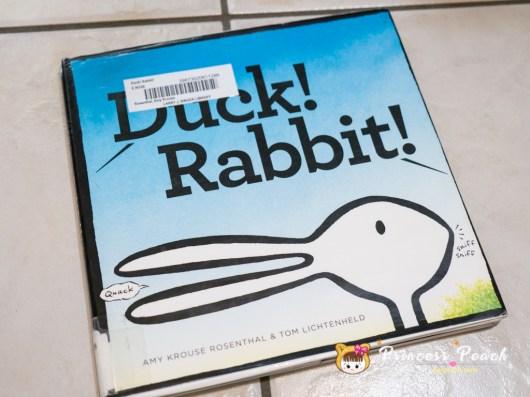 鴨子? 兔子?