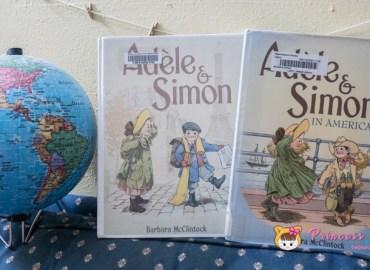 阿黛兒與西蒙