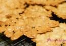 [食譜] 簡單又受歡迎的杏仁瓦片 (Almond Tuiles)