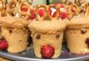 [美國育兒] 麋鹿杯子蛋糕之耶誕寶寶茉莉兩歲啦~!!