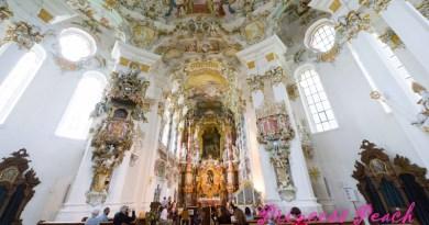 威斯教堂 Wieskirche