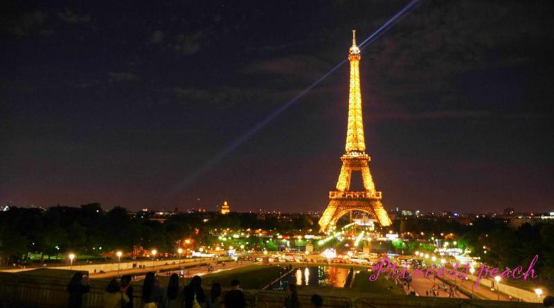 Tower Eiffel 巴黎鐵塔