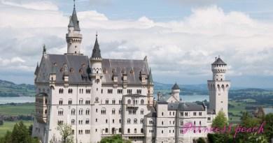 新天鵝堡 Neuschwanstein Castle