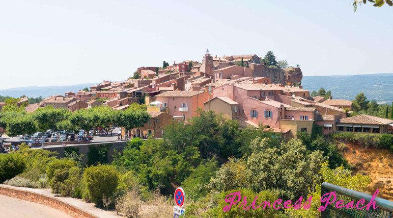 紅色山城胡希詠 Roussillon
