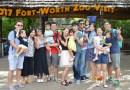 (茉莉 2Y5M) 美國: 德州夏天的好去處 – 老少咸宜的沃斯堡動物園 (Fort Worth Zoo, Fort Worth, TX)~!!