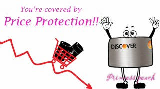 Discover Price Protection